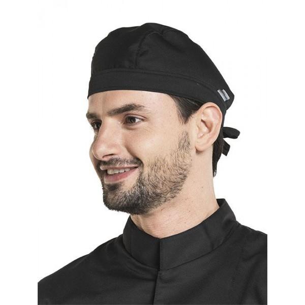 Chef bandana zwart one size