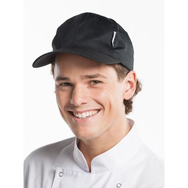 Chef pet zwart one size