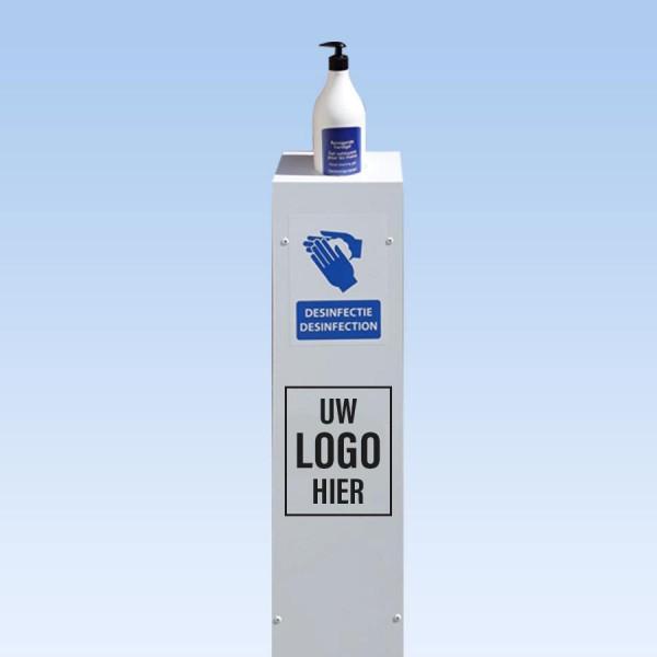 Handgel - Desinfectiemiddel - Handalcohol - 1L