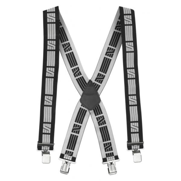Elastische bretels met brede banden - makkelijk in...