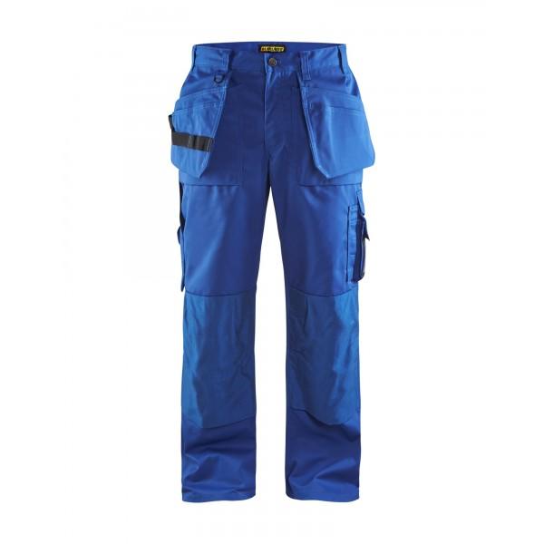 Blauwe rode of khaki lange stevige werkbroek voor mannen - BLÅKLÄDER