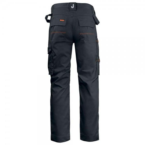 Stevige, duurzame werkbroek met zakken van merk Jobman
