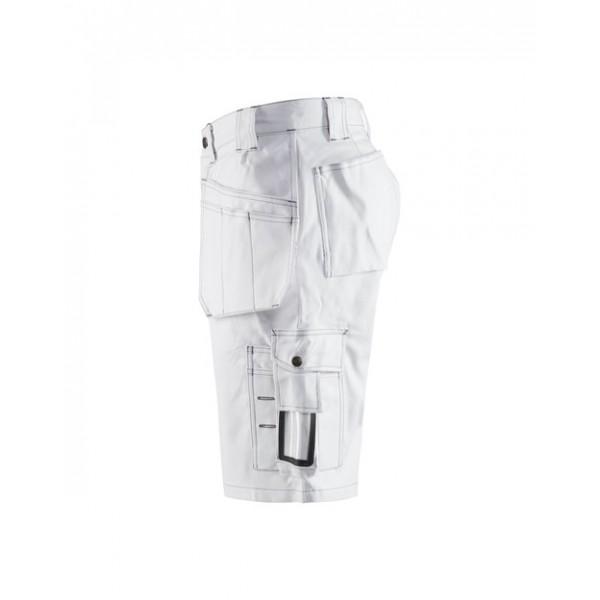 Spatbestendige short met zakken